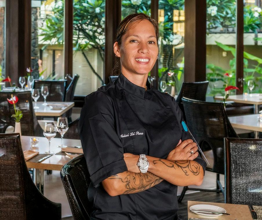 Chef Noelani Planas