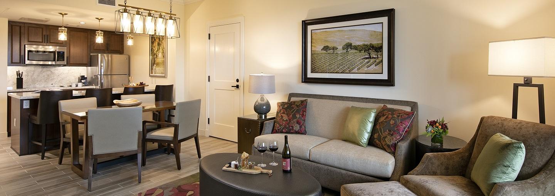 Vista Collina Resort Suite and Kitchen