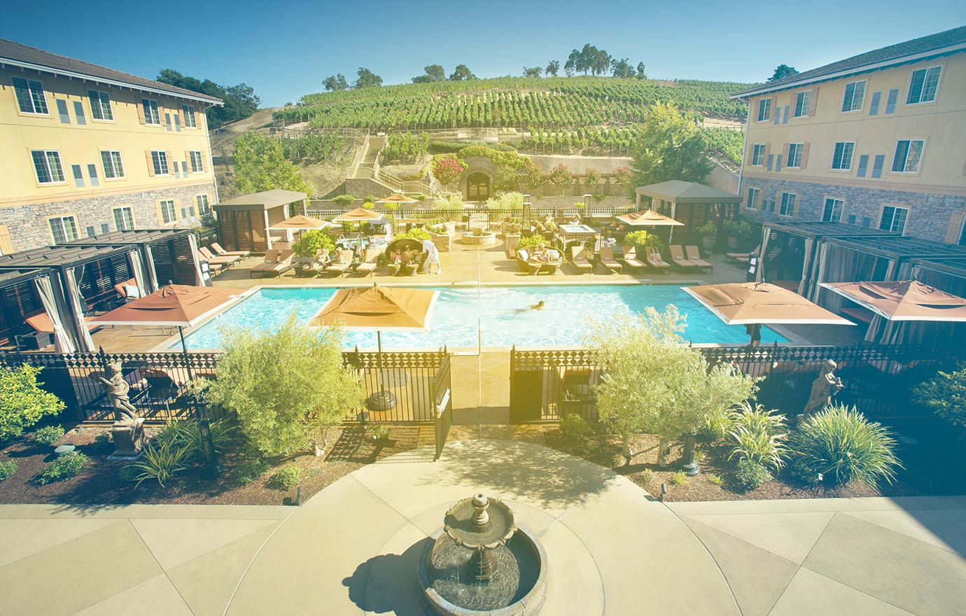 Endless Wine Country Amenities
