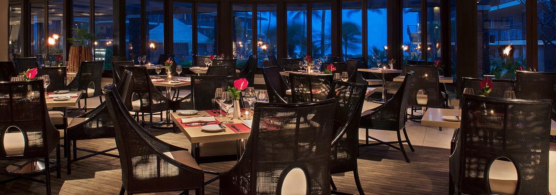 restaurants in kauai poipu, restaurants in poipu, red salt kauai