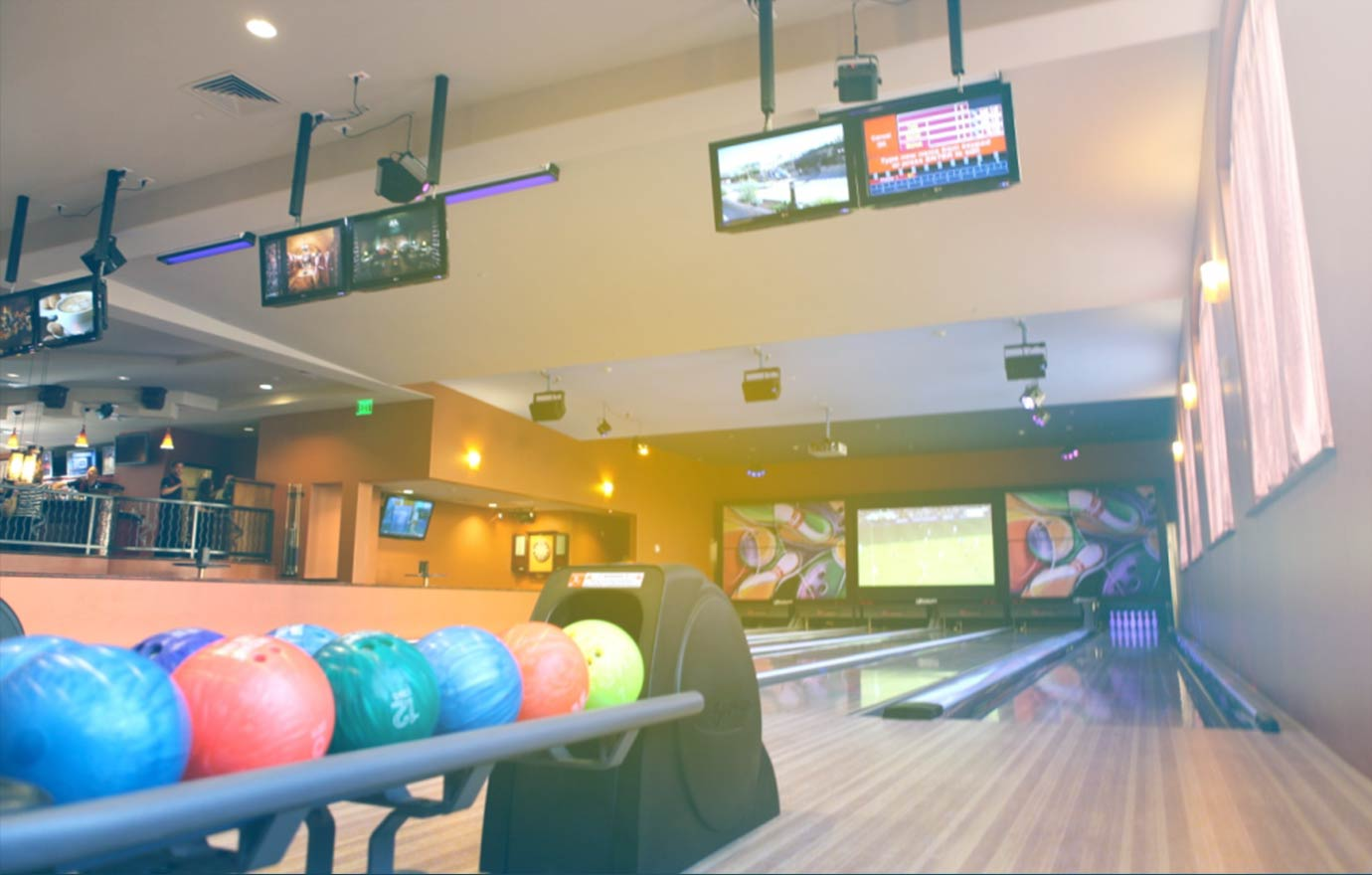 Sports and Entertainment Bar
