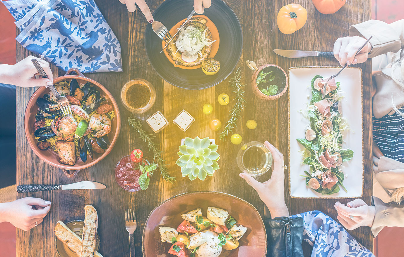 Enjoy Coastal-Inspired Cuisine at