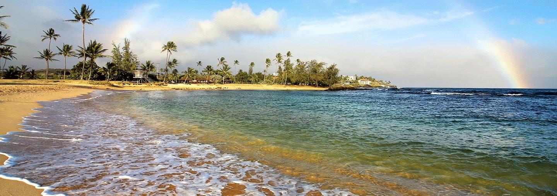 Poipu Beach Waves