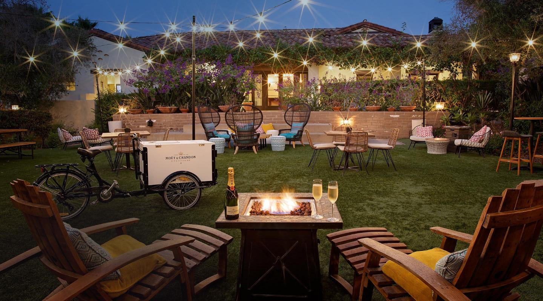 Estancia La Jolla Hotel Dining