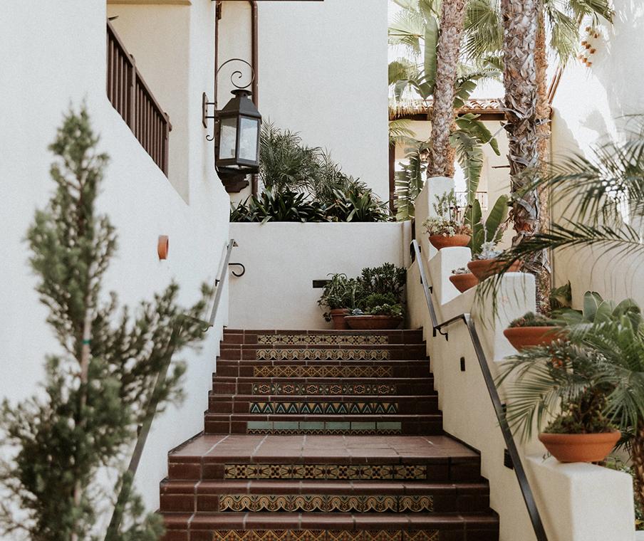 estancia staircase