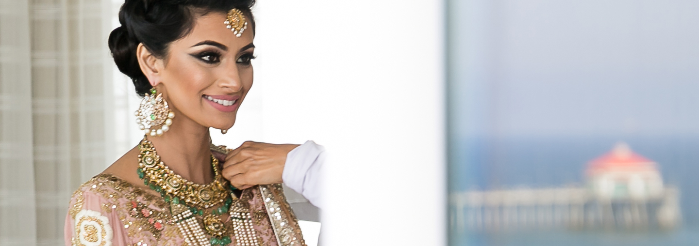Exclusive South Asian Bride Wedding Promotion