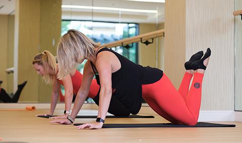 10/30 Pilates Barre