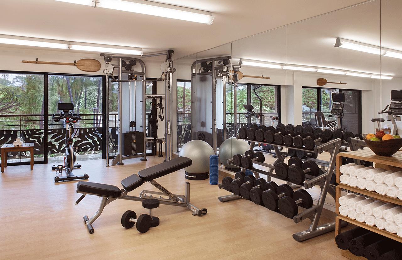 Koa Kea Hotel Gym