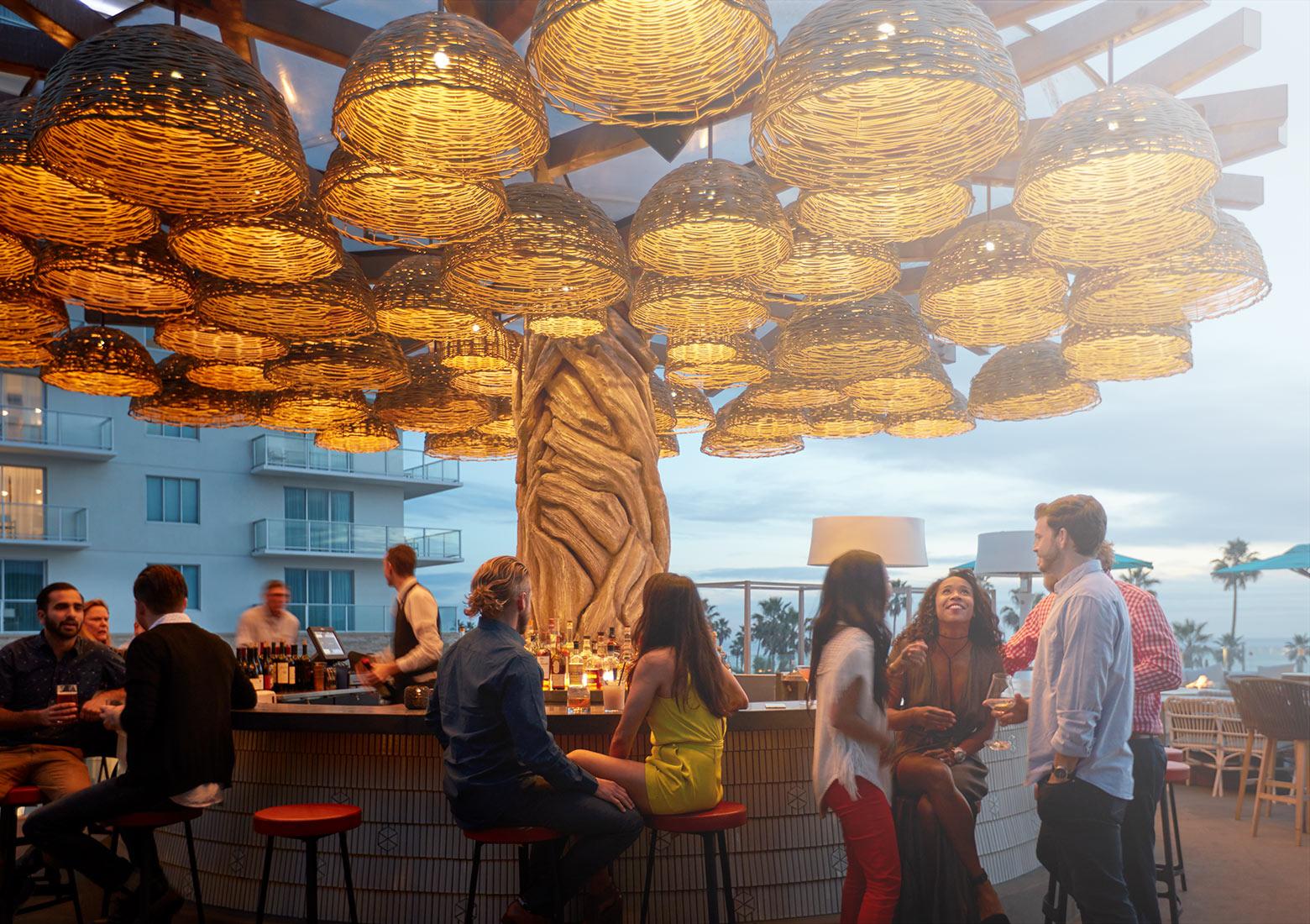 Oceanside Rooftop Bar