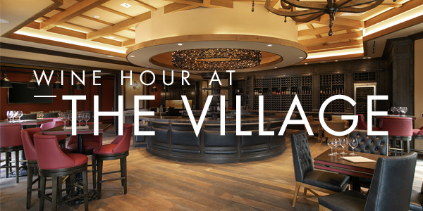 Wine Hour at The Village