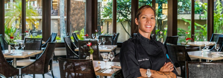 Red Salt Restaurant and Chef Noelani