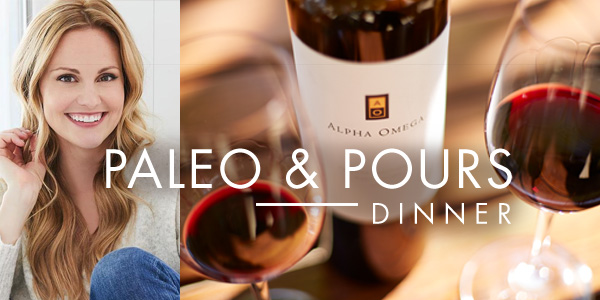 Paleo and Pours Dinner featuring Danielle Walker