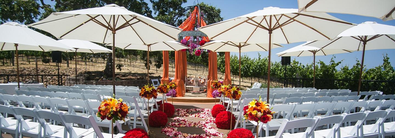 Vineyard Deck Cultural Wedding at The Merirtage Resort and Spa