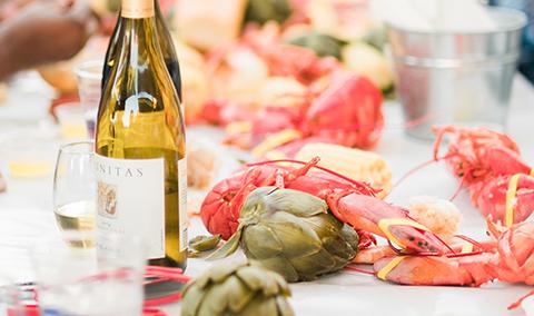 08/14 - Lobster Feed