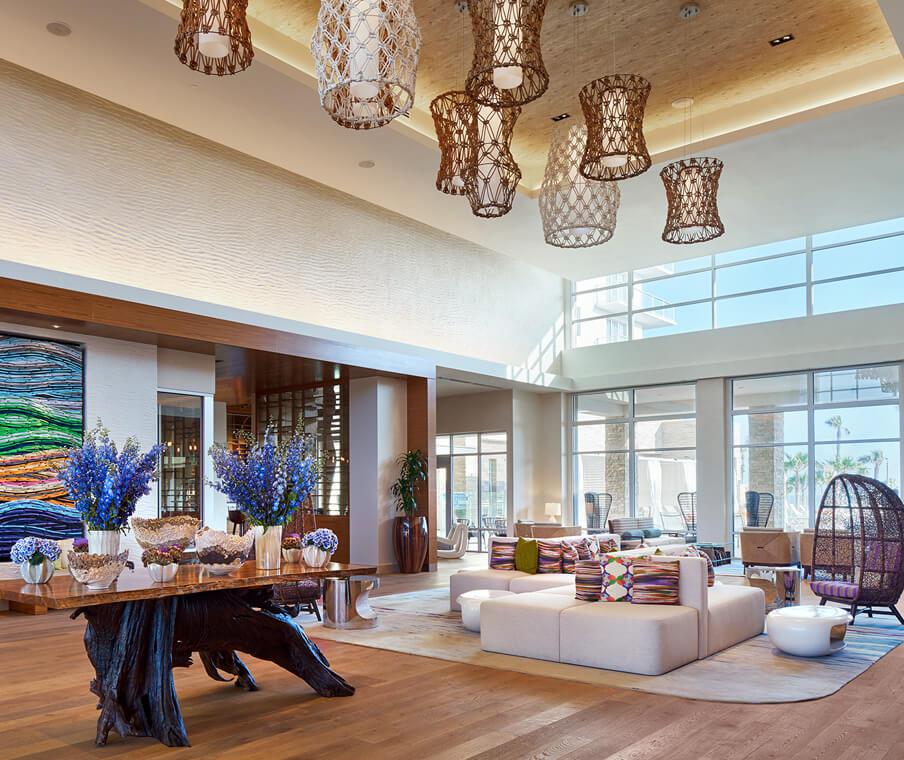 Pasea Hotel & Spa Lobby