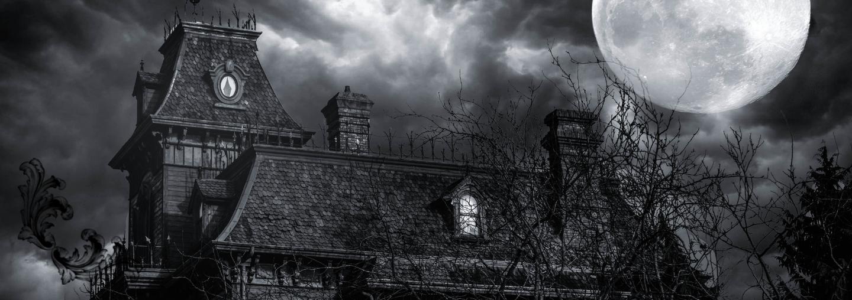 Spooky Halloween Mansion