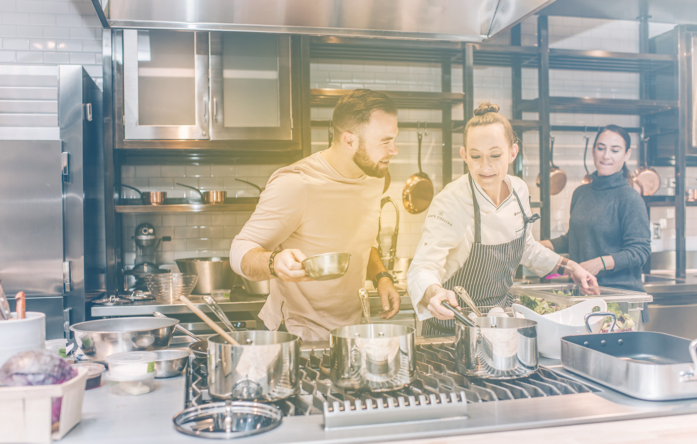 Cooking Classes, Demonstrations & More