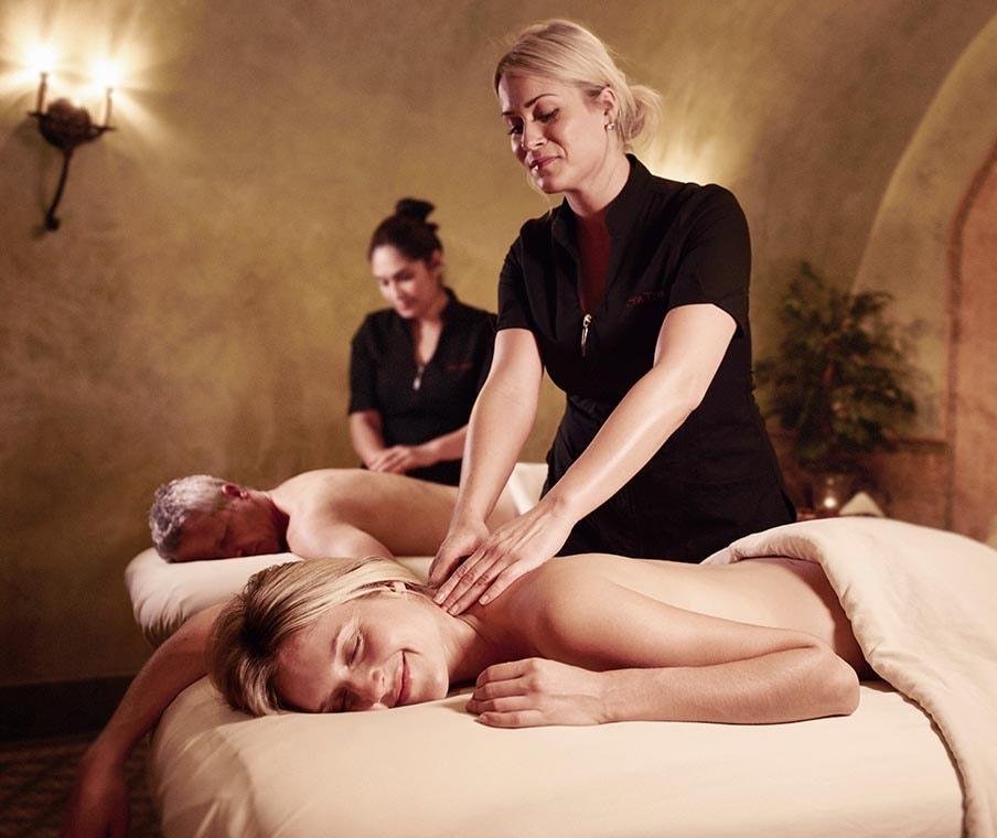 Massage at Spa Terra