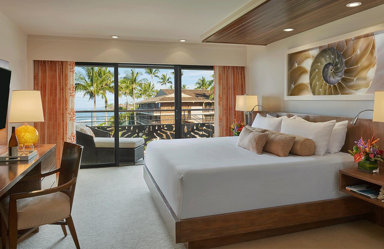 Ocean View Suite King Room