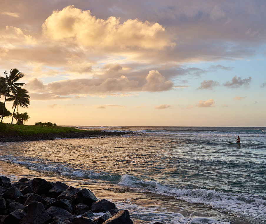 Hawaiian resident Kama'aina special hotel deal
