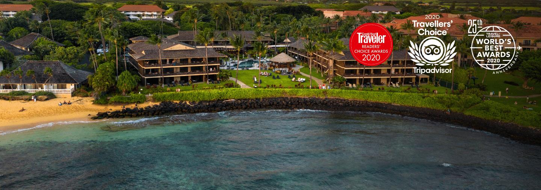 Best Kauai Hotel Awards