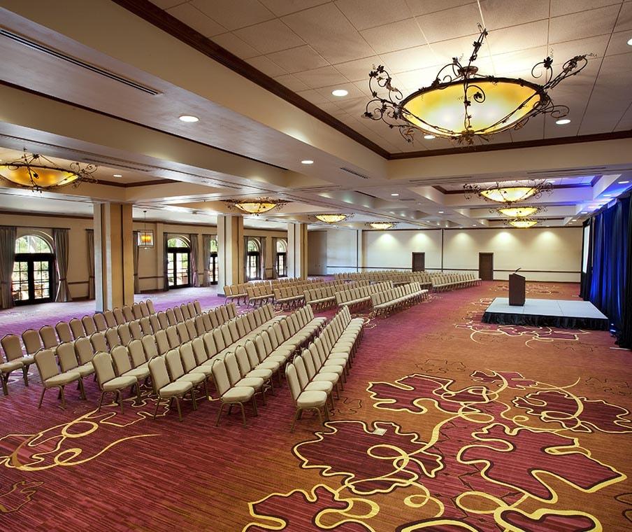 Meritage Ballroom at The Meritage Resort and Spa