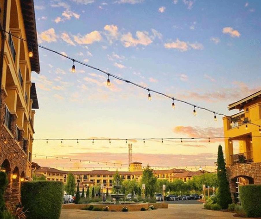 meritage courtyard