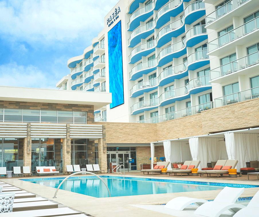 Paséa Hotel Pool