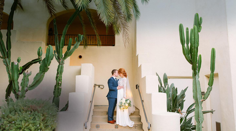 Weddings at Estancia La Jolla