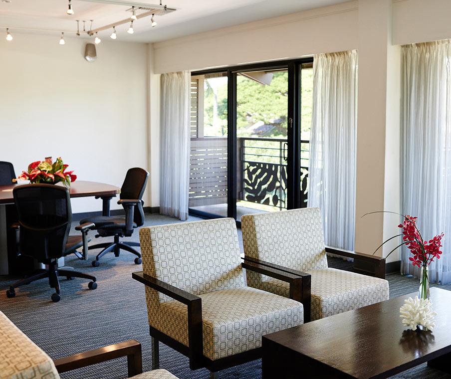 Koa Kea Hotel Boardroom
