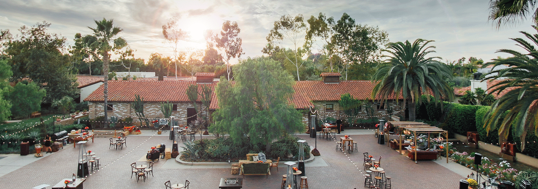 outdoor meetings in california