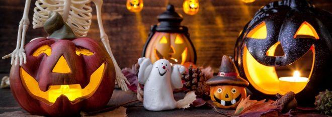 Mobile: halloween decorations