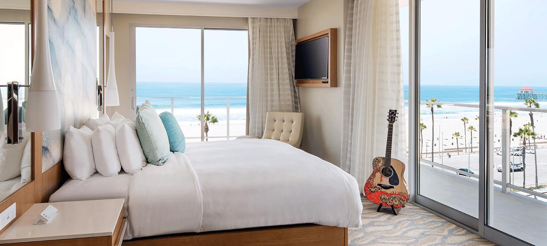 Oceanfront Suite in Huntington Beach