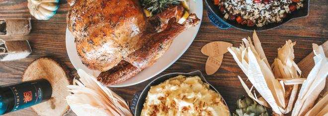 Mobile: Thanksgiving Food