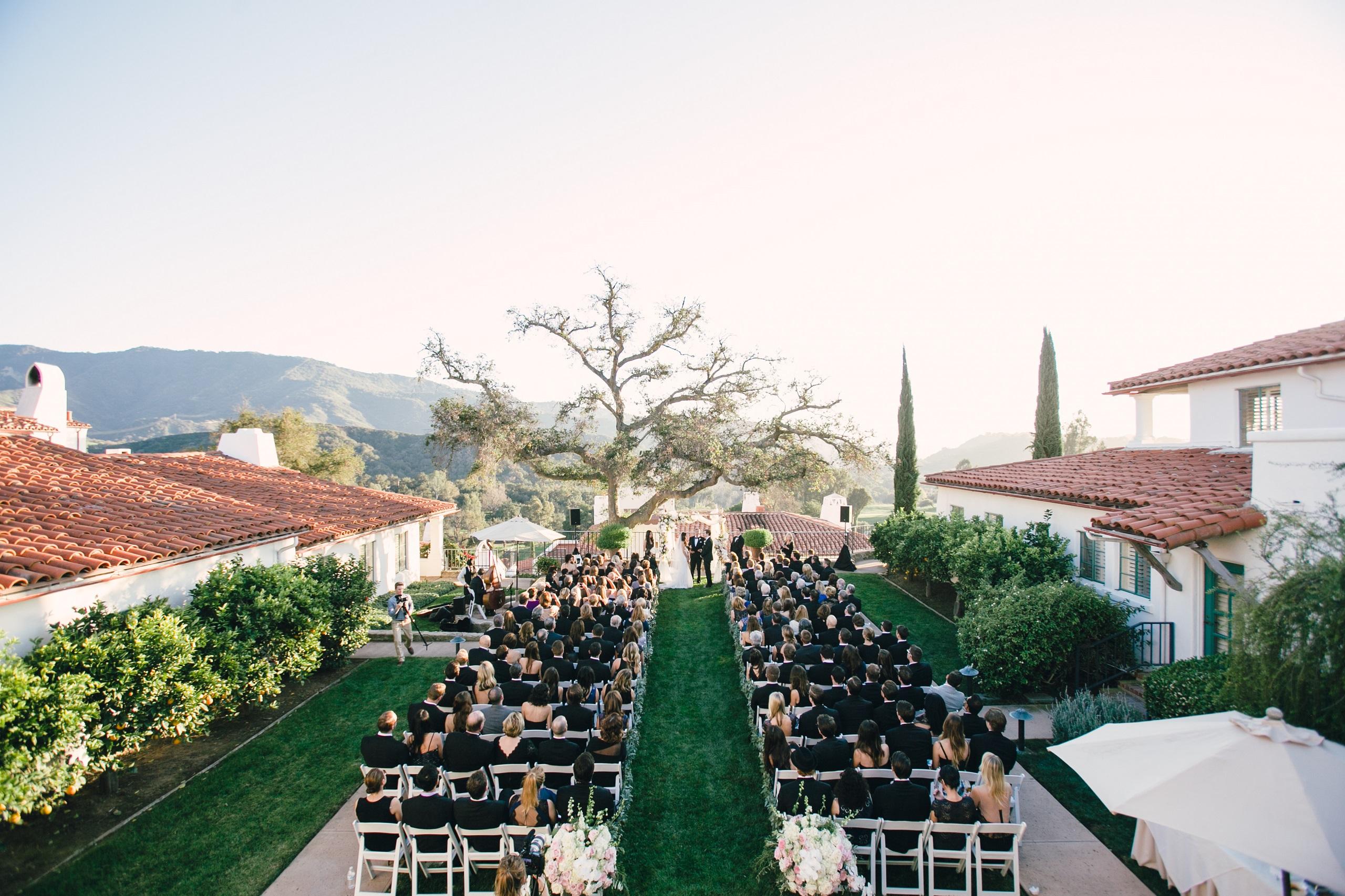 Hacienda Courtyard