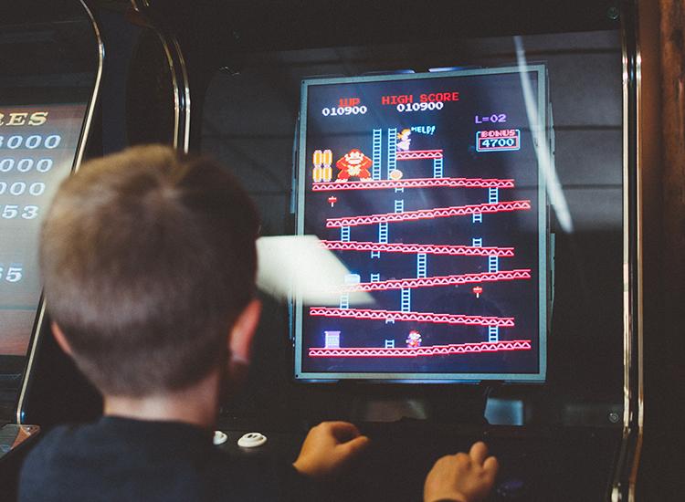 Pop-Up Arcade