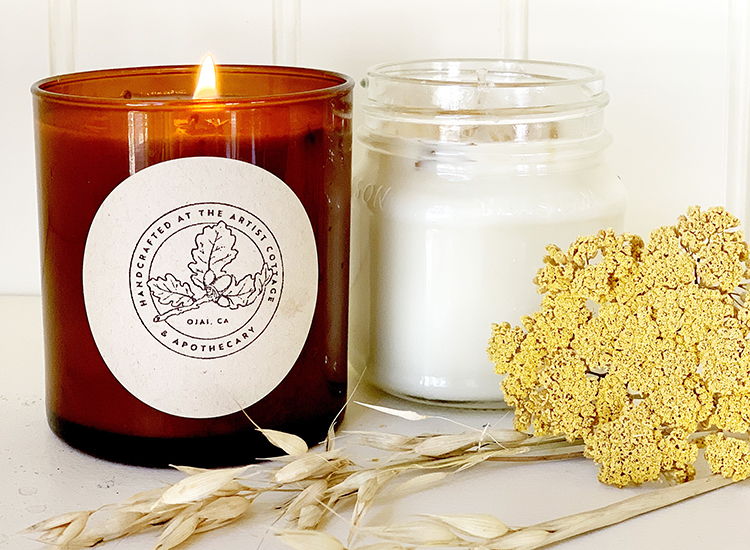 Harvest Moon Candle Making