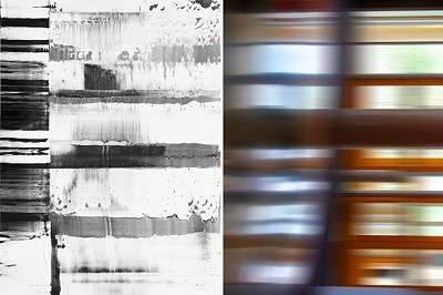 Untitled Diptych #2 | Olivella Private Dining Room 2