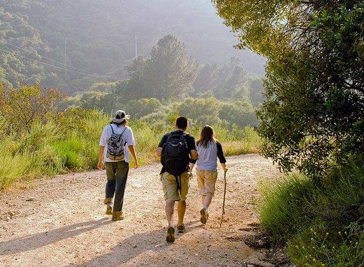 Guided Hiking & Geo-Caching