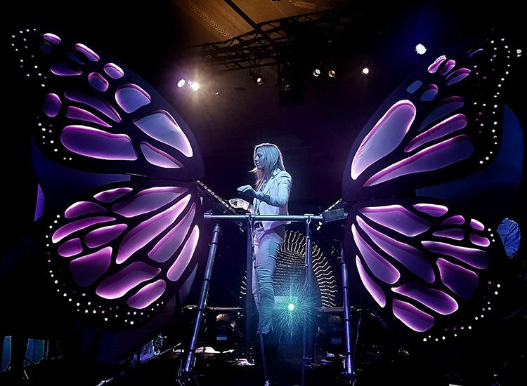 Sonic Butterfly Sound Journey