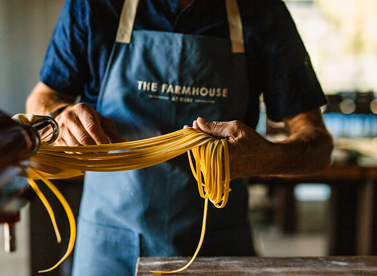 Culinary Experiences at The Farmhouse