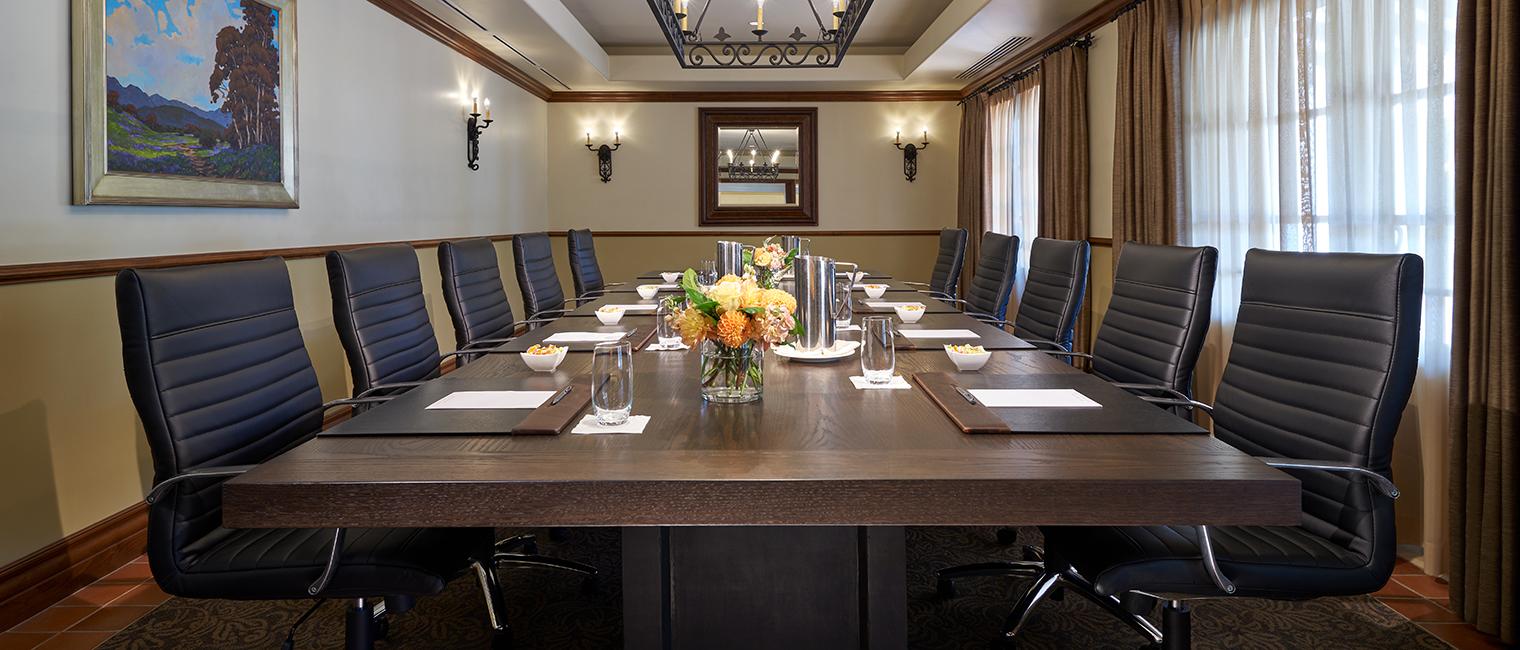 Libbey Boardroom
