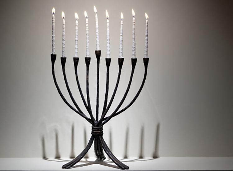 Hanukkah In-Room Celebration