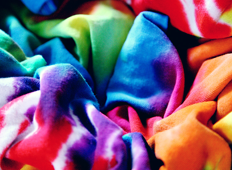 Tie Dyeing Class