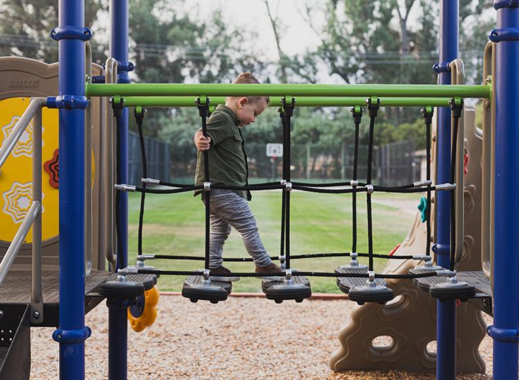 Camp Oak Playground