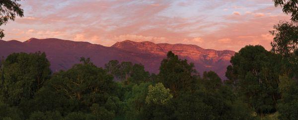 Ojai Mountains