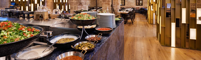 Culinary Experience at The Setai Tel Aviv