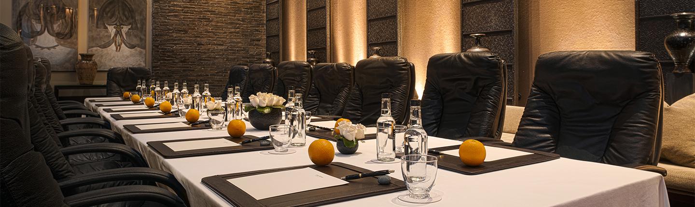 The Setai Miami Beach Event Venue, business meeting, forum, conference miami beach