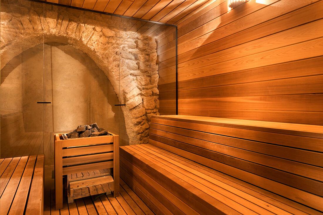 The Setai Tel Aviv Sauna
