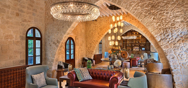 The Setai Tel Aviv Lounge Bar